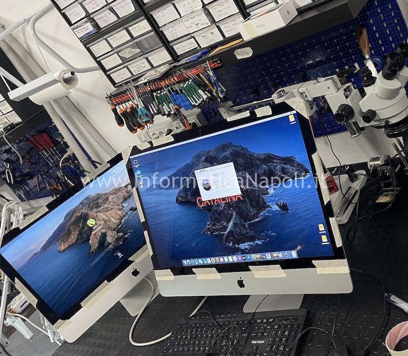 Assistenza Apple iMac A1418 A1419 2013 2014 2015 2016 2017 2018 2019 2020 2021
